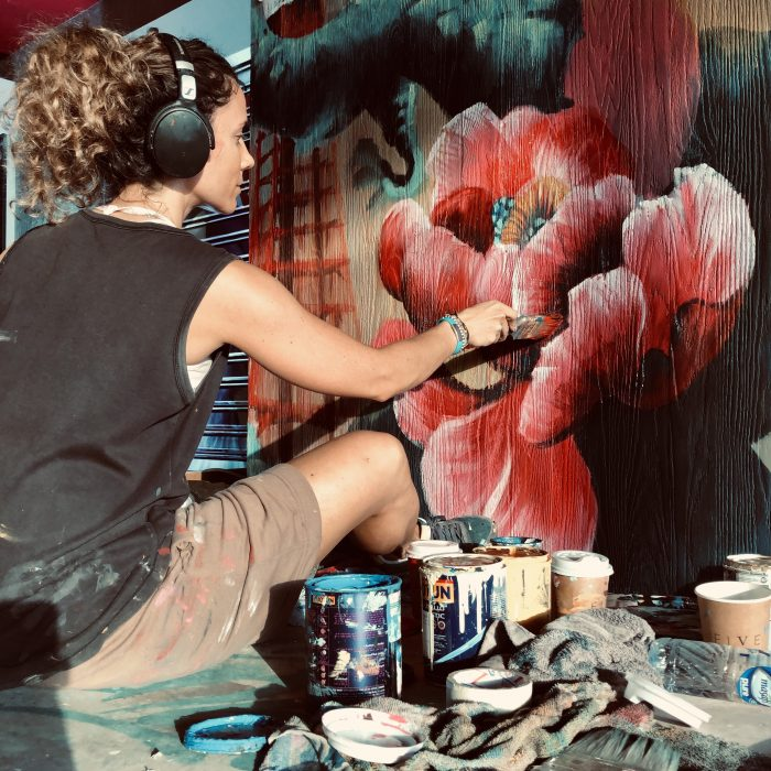 Laucky urban artist