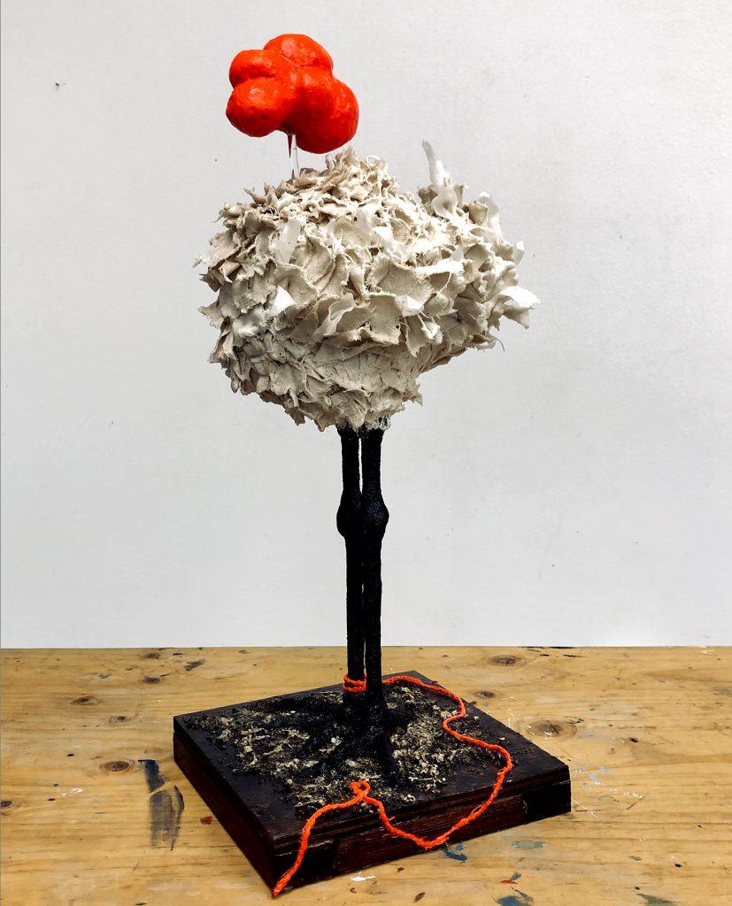 Matilde sculpture